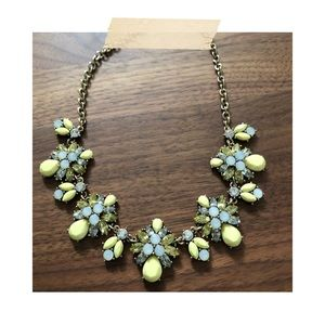 Francesca's   ✨NEW✨ Yellow Statement Necklace